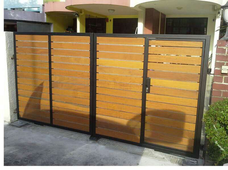 Aluminium Gate for Landed Property
