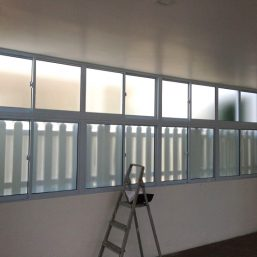 Aluminium Sliding Window (Double)