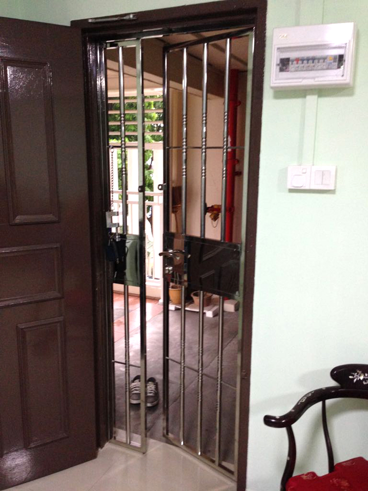 Stainless Steel Gate Top 1 Singapore Safety Window