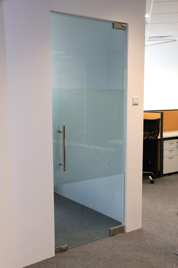 Tempered Glass Doors Top 1 Singapore Safety Window