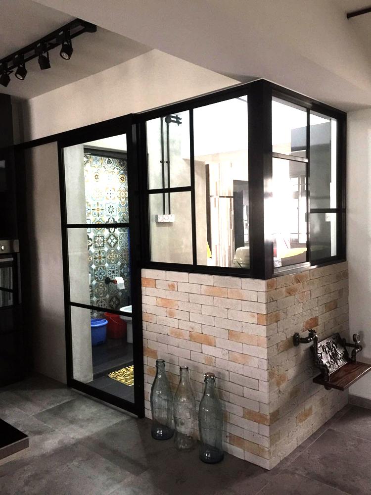 Aluminium Sliding Door With Screen Top 1 Singapore Safety Window
