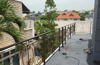 Wrought Iron Railing / Fencing