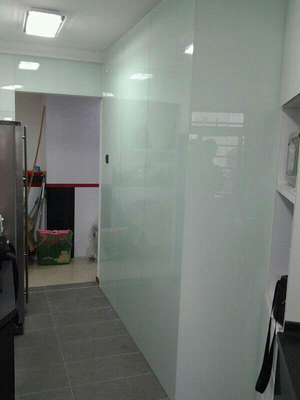 Back Painted Glass Panel Top 1 Singapore Safety Window