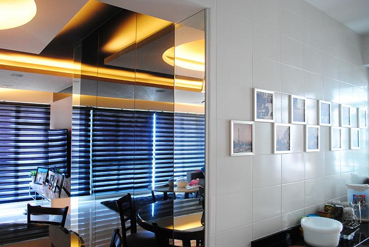 Joint Mirror (Bronze)