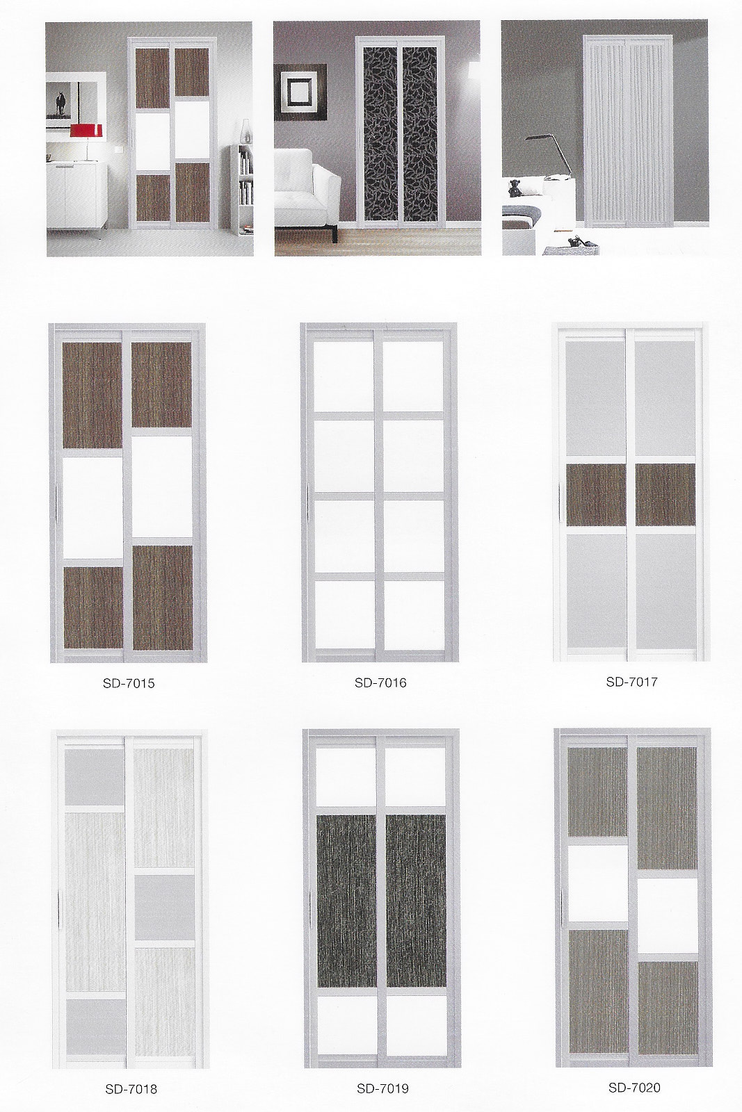 Slide and Fold Door – Top 1 Singapore Safety Window